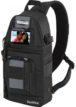 VideoMax Backpack