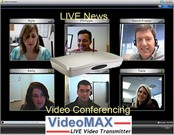 VideoMax Video Conferencing